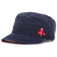 Boston Red Sox - Team Military Women's Adjustable Cap