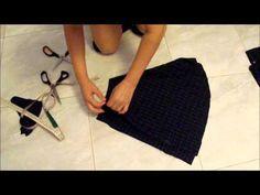 Curso de corte e costura online passo-a-passo.  Aprenda a fazer essa Linda Saia Midi - parte 1 Mesmo que você não tenha nenhum conhecimento em Corte Costura, você vai conseguir fazer! Super Rápido e Fácil de fazer. http://www.alfinetadasdamoda.com.br
