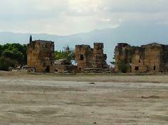 Photo Pamukkale, Monument Valley, Roman, Greek, Nature, Travel, Naturaleza, Viajes, Destinations