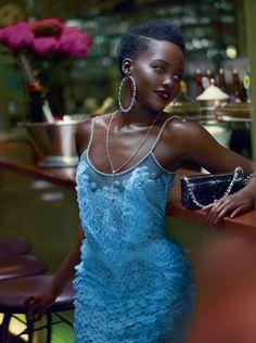 Lupita Nyong'o in stunning Vogue Spread