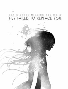 Things you should change to avoid depression Sad Anime Quotes, Manga Quotes, Jolie Phrase, Art Anime, Dark Quotes, Depression Quotes, Les Sentiments, In My Feelings, True Quotes