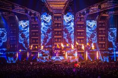 Award Tour, Bühnen Design, Stage Set Design, Concert Stage, Music Awards, Edm, Tours, Events, Ideas