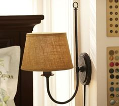 Pottery Barn Madeline wall sconce   $129