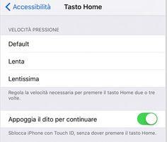 Come sbloccare liPhone senza premere sul tasto Home con iOS 10
