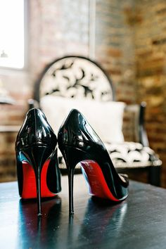 #blackshoes #weddingshoes @weddingchicks