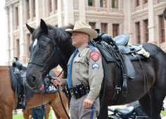 DPS Launches Mounted Horse Patrol Unit at Capitol  Click here to read more: http://www.dps.texas.gov/director_staff/media_and_communications/2014/pr050614.htm