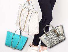 Torebka Guess w stylizacji, shopper bag, modne torebki
