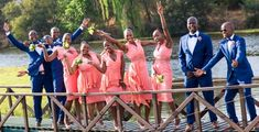 A Seriously Stunning Ndebele Wedding - South African Wedding Blog Wedding Things, Wedding Blog, South African Weddings