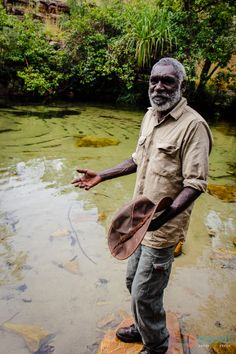 Arnhem Land in Northern Territory, Australia - Spiritual home of the Aborigines