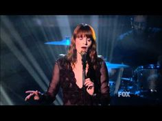 Florence and the Machine perform Cosmic Love on So You Think You Can Dance 7/7/2011