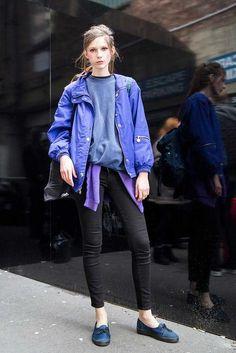 Models Off Duty: LFW AW16   Fashion, Trends, Beauty Tips & Celebrity Style Magazine   ELLE UK
