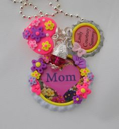 Personalized Mother's Day Bottle Cap
