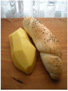Chlupatý knedlíky bez mouky, tak, jak se vařily na Chalupech - Friedrichsthal