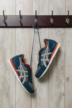 Huge in the 80s, the Onitsuka Tiger Colorado Eighty-Five's iconic silhouette is still a showstopper.
