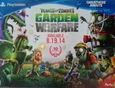 Plants Vs Zombies Garden Warfare Soldier Zombie With