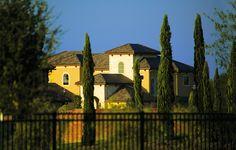 Dream Homes in Tuscan Lakes, League City, Texas