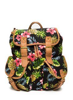PEDIDOS SOLO POR ENCARGO #GoJane Código: GJBA-66 Vacation Ready Drawstring Backpack Color: Black/multi Precio: ₡27.500 ($51,21)  Información y consultas llamar al teléfono 8963-3317, escribir al inbox o al email maya.boutique@hotmail.com.
