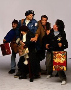 """Jingle All The Way"" 1996 - Arnold Schwarzenegger, Sinbad"
