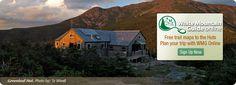 Greenleaf Hut at 4200+ ft. on the shoulder of Mt Lafayette, NH