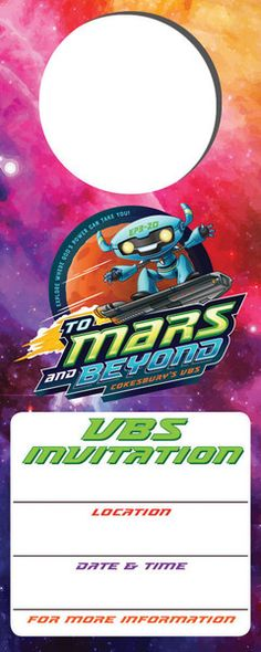 125 Best To Mars And Beyond VBS 2019 images in 2019 ...