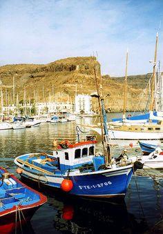 Gran Canaria, Puerto de Mogán - Spain | Flickr - Photo Sharing!