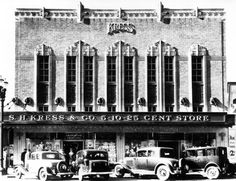 S. H. Kress & Co. cent store, Shattuck Avenue, Berkeley, California USA | photo 1930