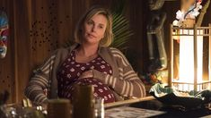 Charlize Theron stars as Marlo, a mom of three, in 'Tully,' an exploration of motherhood and all of its intricacies written by Academy Award-winning writer, Diablo Cody ('Juno'). Watch the trailer for Theron's most relatable role yet here. Charlize Theron, Jennifer's Body, George Clooney, Hugh Jackman, New Movies, Good Movies, Diablo Cody, Jason Reitman, The Doctor