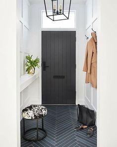 Designer - RTG Designs | Entryway Tile Inspiration | EH DESIGN