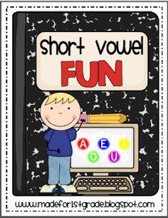 How Do You Teach Short Vowels??