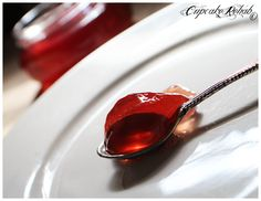 Rose Petal Hibiscus Tea Jelly | Cupcake Rehab