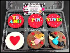 Cupcakes love