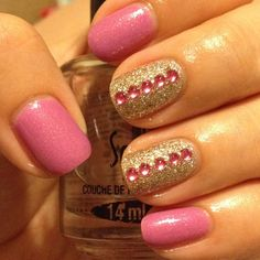 Nail Lust - motherofaboy: New mani! And I caved in and...