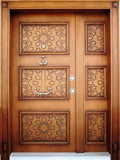 Antalya Çelik ve Panel Kapı Firmaları - Decor Antalya