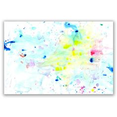 Rain Days Canvas - Wallstudio
