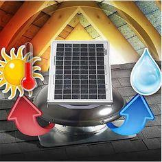 10 Best Solar Attic Fan Images Solar Attic Fan Solar