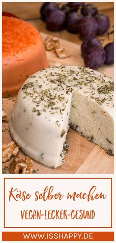 Veganer Käse - super einfaches Rezept mit wenigen simplen Zutaten zum selber machen! Ohne Soja, Nüsse, Öl, Bindemittel oder Käsekulturen!    #vegan #veganerezepte #veganerkäse #käseselbermachen #käseersatz #käsealternative #pflanzenkäse #kichererbsenkäse #kichererbsen #gesunderezepte #gesundesessen #gesundeernährung #vollwertig #vollwertigeernährung #glutenfrei #zuckerfrei #gesund