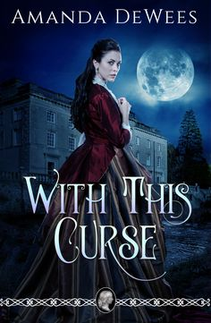 """Read """"With This Curse A Novel of Victorian Romantic Suspense"""" by Amanda DeWees available from Rakuten Kobo. Can a curse strike twice? Eighteen years ago, Clara Crofton was dismissed from her chambermaid position at Gravesend Hal. Gothic Horror, Love Her, Amanda, Books To Read, Ebooks, Novels, Romance, Victorian, Bride"""