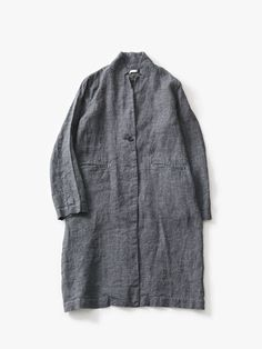 tailored collar jacket MATERIAL linen 100%