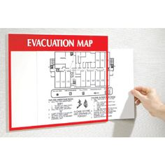 evacuation-map-sign-holder-82655-lg.jpg (400×400)