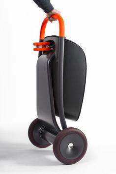 PriestmanGoode Design Museum Scooter for Life PR3