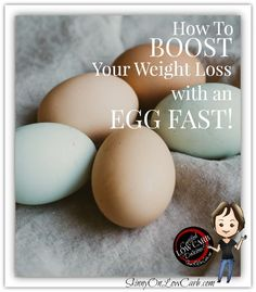 Looking to kickstart ketosis and weight loss? Join us for our low-carb egg fast! Learn what it's all about and link to lots of great recipes to make it super simple to lose weight!