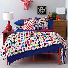 """Our Goodnight Bedding is on sale with free delivery by 23 December for Christmas….and """"To All A Goodnight""""  http://www.walmart.com/ip/9-by-Novogratz-Sweet-Dreams-Bed-in-a-Bag-Bedding-Set/36253164"""