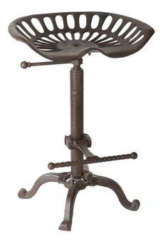 Traktorin tuoli - Jean Vernet. Chair.