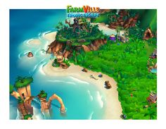 ¡Echa un vistazo a mi paraíso privado en FarmVille: TropicEscape! http://zynga.my/island