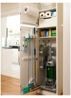Small Laundry Rooms, Small Bathroom Storage, Laundry Room Organization, Laundry Room Design, Storage Organization, Storage Shelves, Small Shelves, Kitchen Storage, Room Shelves