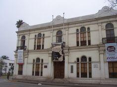 Museo Histórico Gabriel González Videla Neoclassical, South America, Notre Dame, Architecture, Gabriel, Building, Travel, Image, Museums