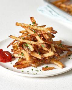 Recipe: Garlic Parmesan Fries — Recipes from The Kitchn
