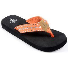 Corkys Flirt Women's Flip-Flops, Size: