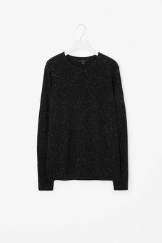 COS   Speckled wool jumper
