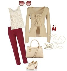 16 Beautiful Polyvore Combinations To Look Great On Mother's Day